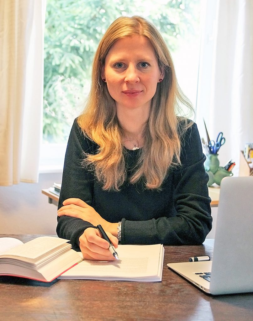 Doreen Blask Lektorat