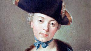 Zarin Katharina die Große stellte die Weichen für die Geschichte der Russlanddeutschen.